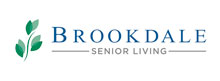 Image of the Brookdale Senior Living logo