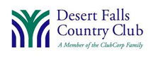 Image of the Desert Falls Country Club logo