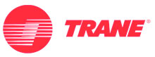 Image of the Trane logo