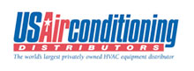 Image of the US Air Conditioning logo